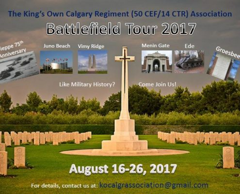 King's Own Calgary Regiment - Association