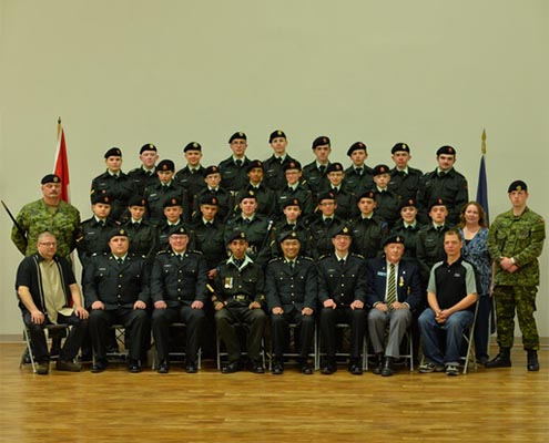 King's Own Calgary Regiment - Cadets