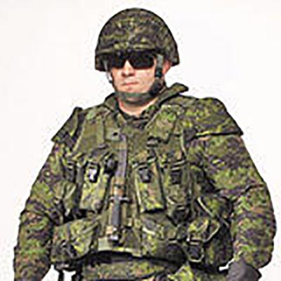King's Own Calgary Regiment - Equipment & Weapons
